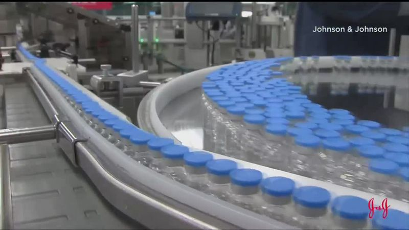 Health officials here in Maine are pushing the pause button on the single dose Johnson and...