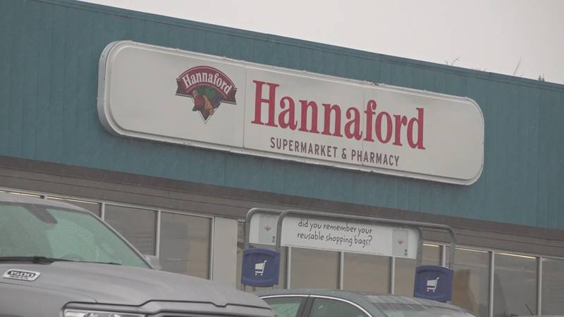 The Caribou Hannaford store