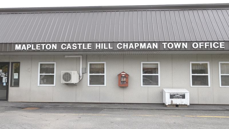 The Mapleton, Castle Hill and Chapman Town Office is closed indefinitely, after a town employee...
