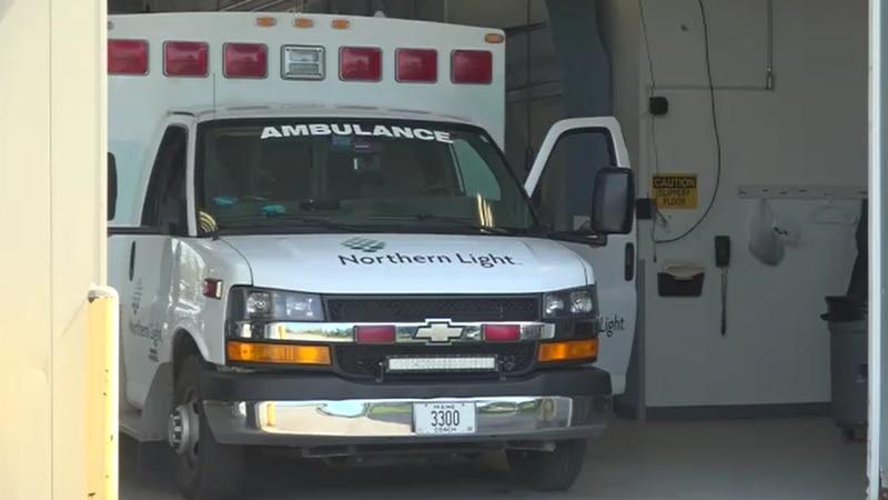 Northern Light ambulance