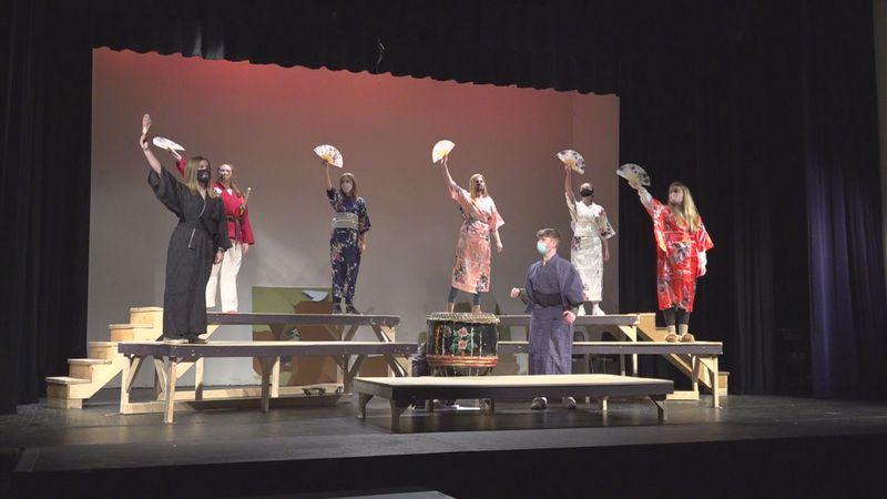 Presque Isle High School preparing for this year Maine Drama Festival