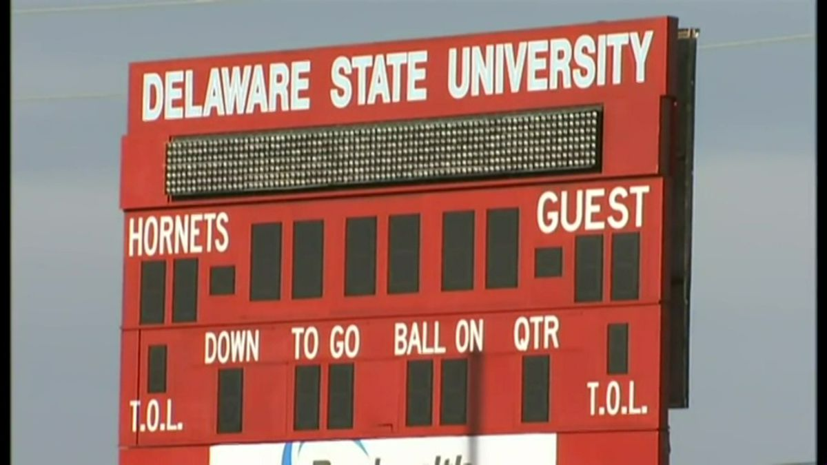 Delaware State University students got an unexpected graduation gift this week.