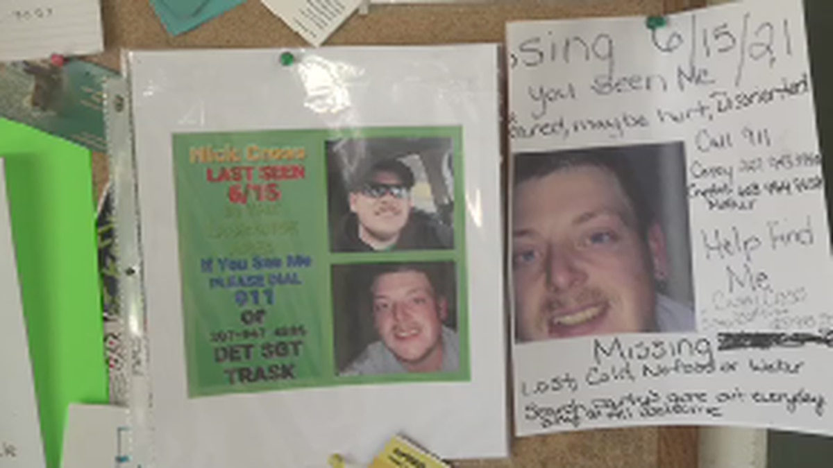 Since he went missing on June 15th, his family has made posters around town, and even gone on...