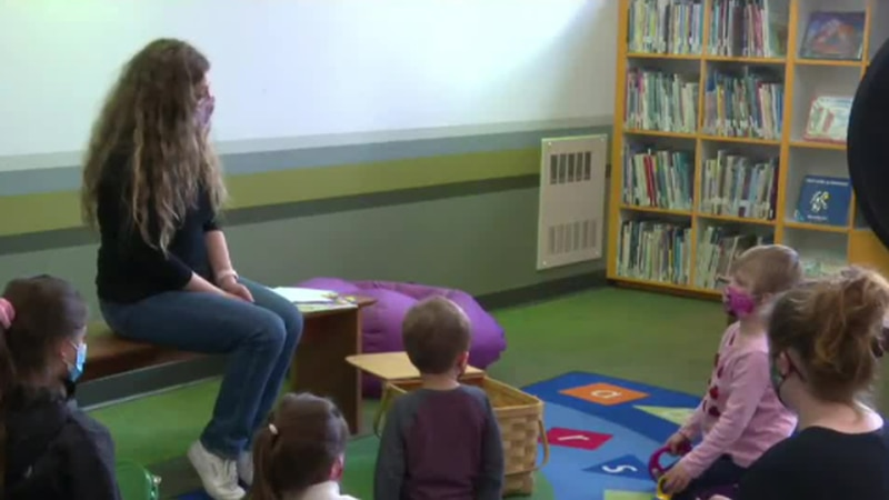 Library programs are coming back.