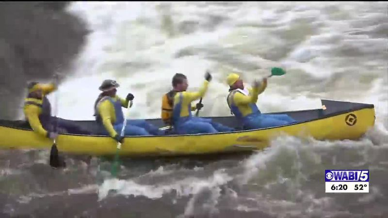 Kenduskeag Stream Canoe Race set for Saturday with lower than normal water and a new overall...