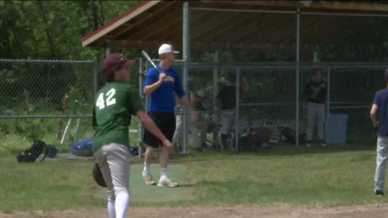 Summer League baseball kicks off in Aroostook County.
