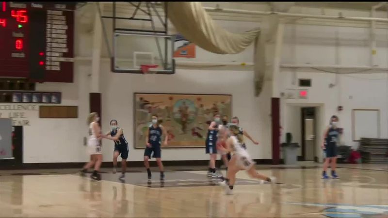 These are the high school sports highlights for 2/9/21.