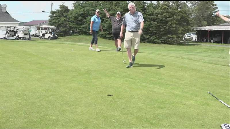The 32nd annual Cloukey Charity Challenge  will be played again this year.