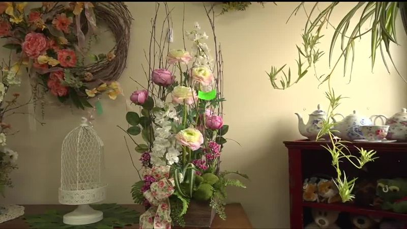 Amy's Flowers, Carroll's Auto, Griffeth Honda, and Furniture and Floors North give their takes...