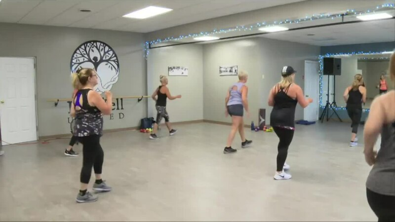 Group exercise motivates people to work out.