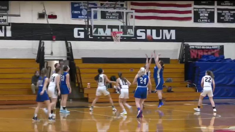 These are the high school sports highlights for 2/11/21.