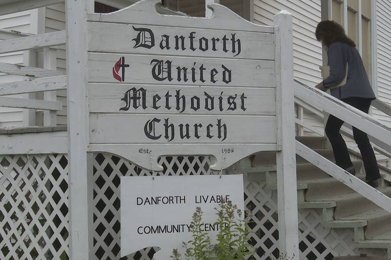 The Town of Danforth is coming together to establish a Community Center with a focus on Senior...