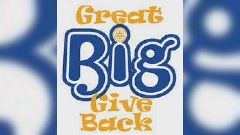 "PI Rotary Club ""Great Big Give Back"""