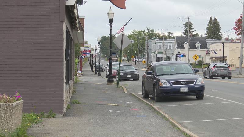 Van Buren Main Street