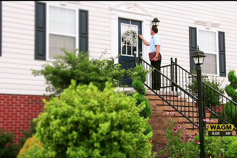 Door-to-door sales beginning causing some concern for residents